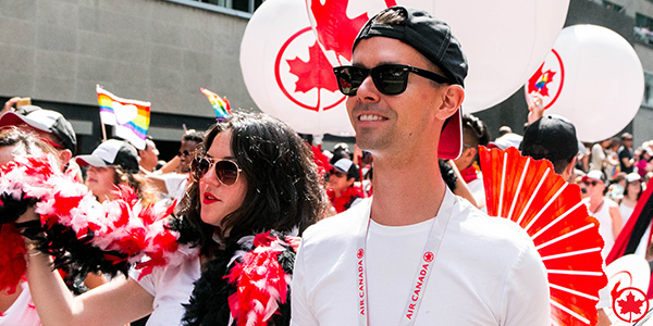 LGBTQ in Air Canada image